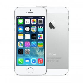 Apple iPhone 5S 16GB Silver (A1530)