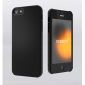Чехол для iPhone 5 Cygnett AeroGrip Feel Black