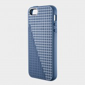 Чехол для iPhone 5 Speck PixelSkin HD Blue